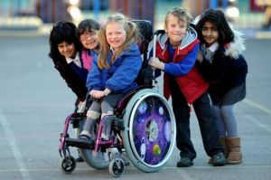 niños inclusion