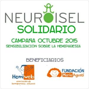 NEUROISEL Solidario Campaña #hemiparesia