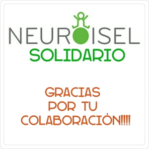 NEUROISEL Solidario Gracias