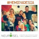 #hemiparesia infantil NEUROISEL