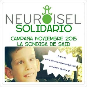 Neuroisel Solidario Sonrisa de Said Gofundme